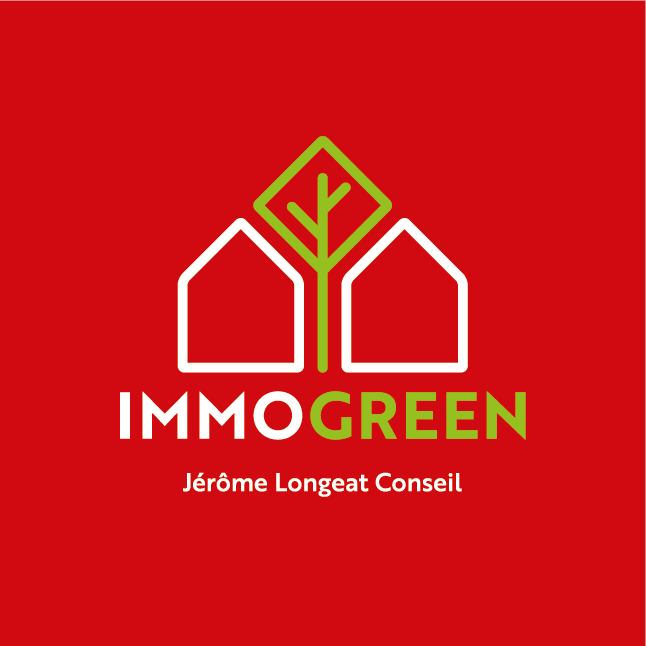 LOGO IMMOGREEN Vectorisé