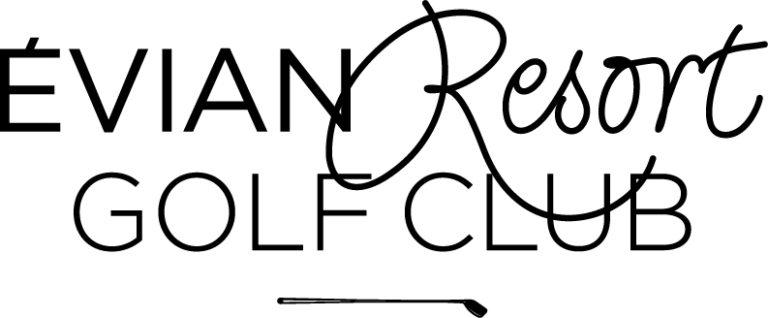 Logo Evian Resort Golf Club